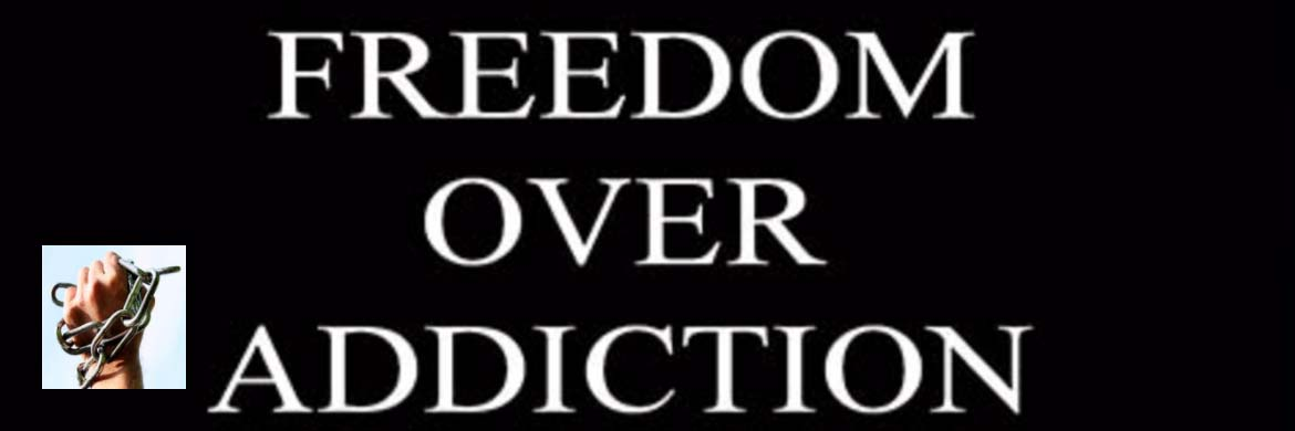 Freedom Over Addiction Logo