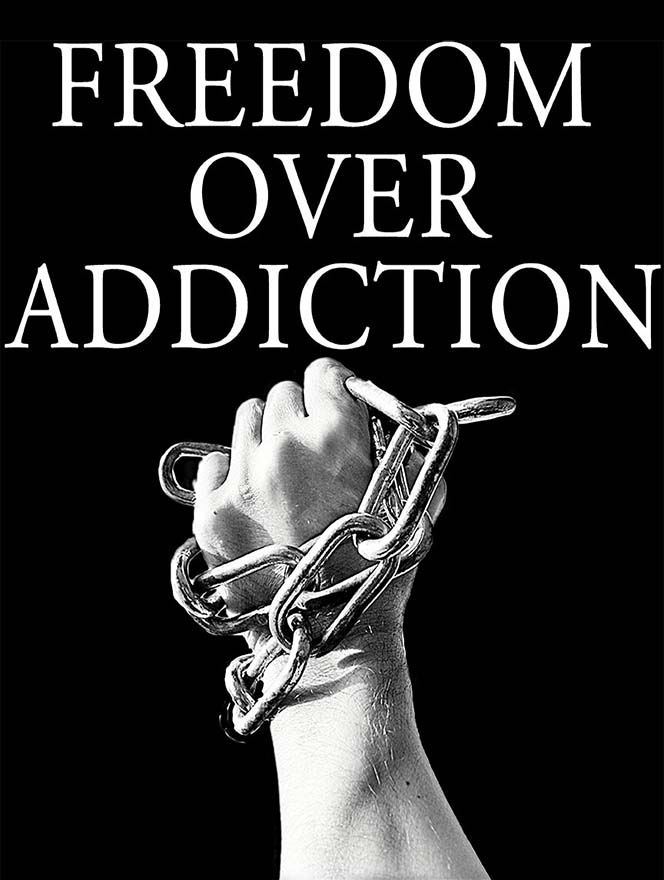 Freedom over Addiction Louisivlle KY logo